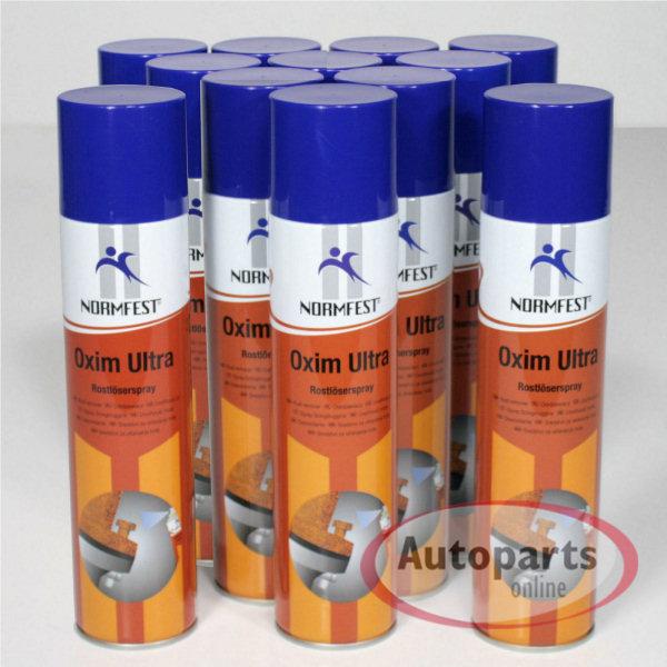 Normfest - 12x Rostlöser Oxim - 400 ml