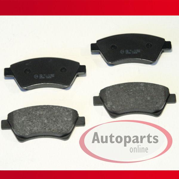 VW Polo 9N - 1ZD 9U0 - Bremsbeläge / Bremsklötze / Bremsen für vorne / für die Vorderachse