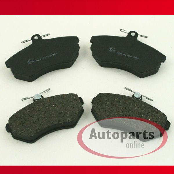 Mitsubishi Colt 6 VI Bremsbeläge Bremsklötze Bremsen für vorne hinten