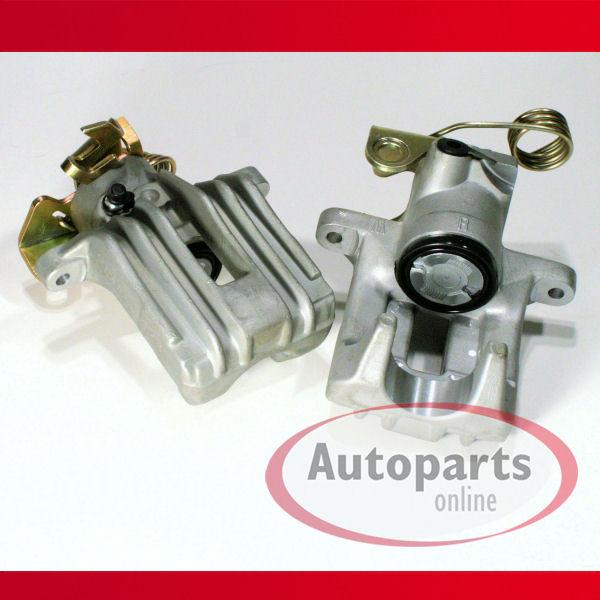 audi a4 (b5) - 2 x bremssattel / bremssättel für hinten links +