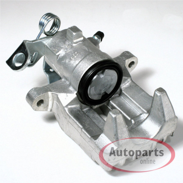 audi a3 (8l) - bremssattel pr-nr. 1kk bremszange links für hinten