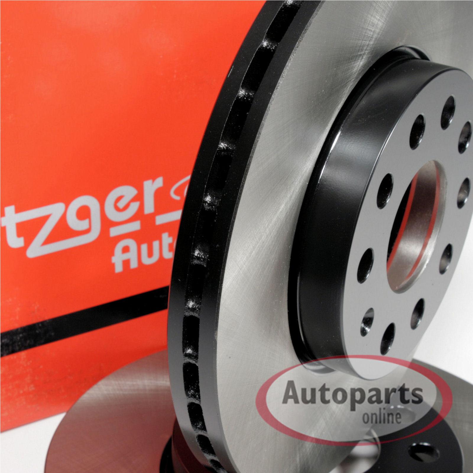 Metzger Bremsbeläge Bremsen Bremssattelschrauben für hinten* Skoda Superb