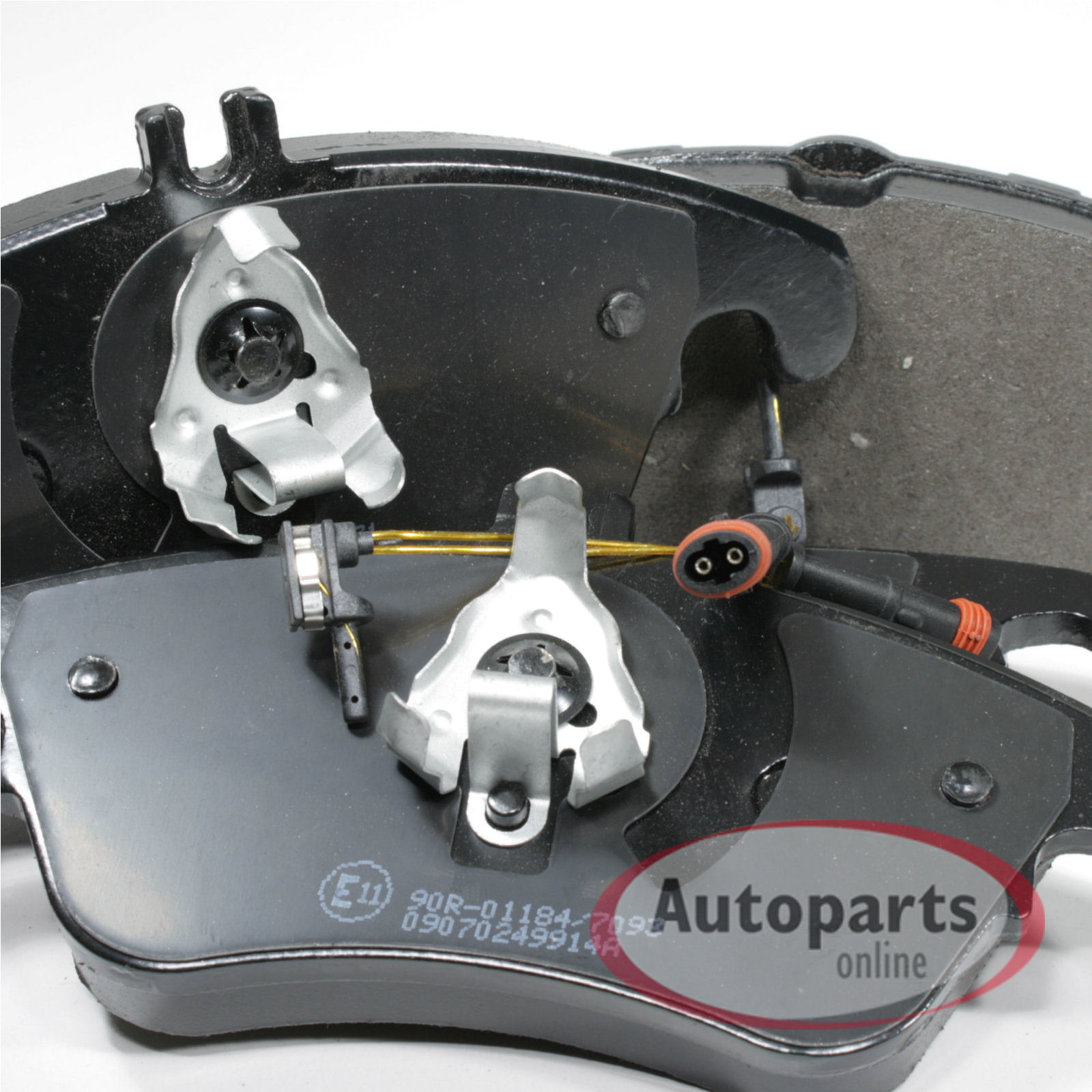 Mercedes Sprinter 901 902 903 2-t 3-t Bremsbeläge Warnkontakte vorne hinten