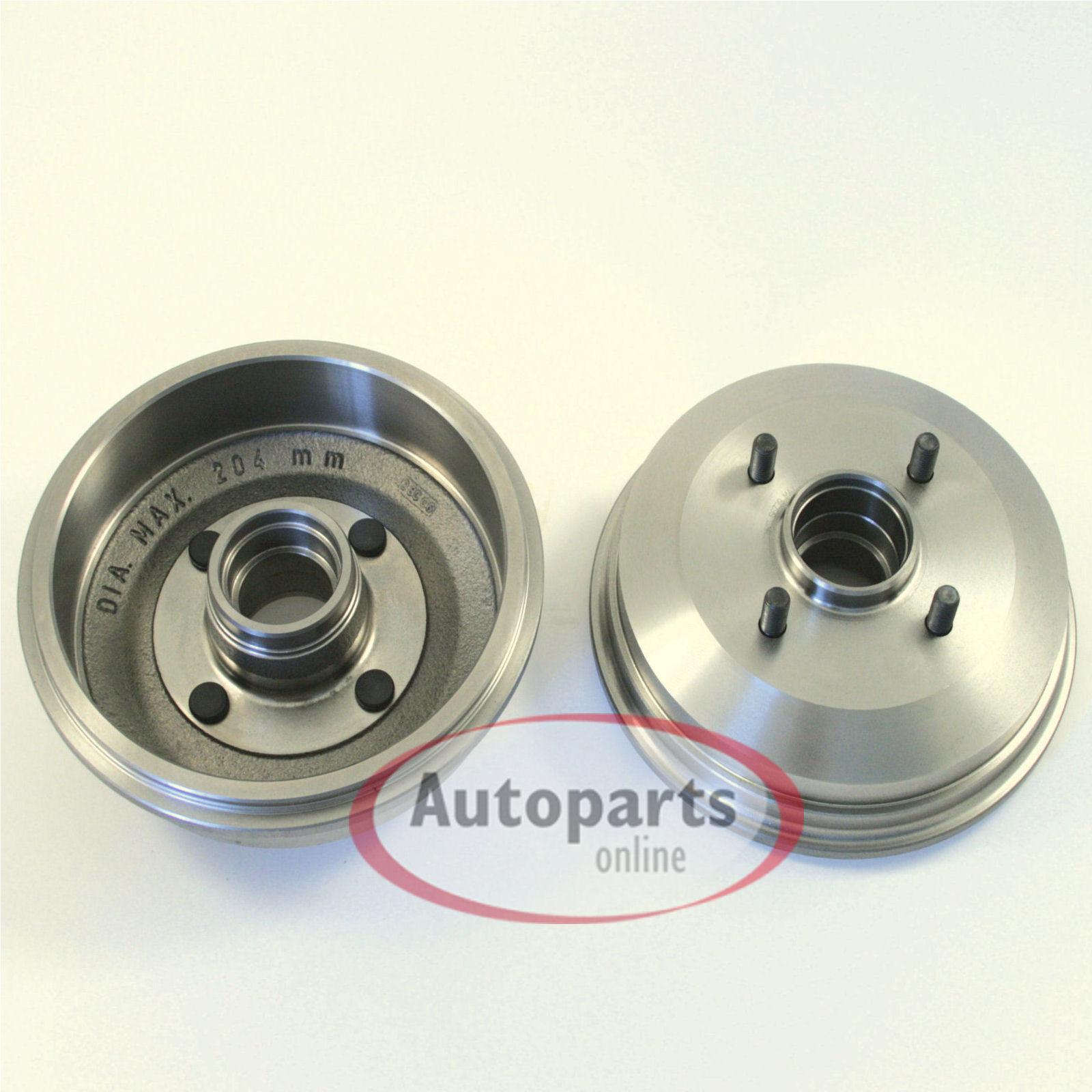 Si adatta FIAT MULTIPLA 186 1.9 Multijet 115 ORIGINALI APEC cilindro freno ruota posteriore